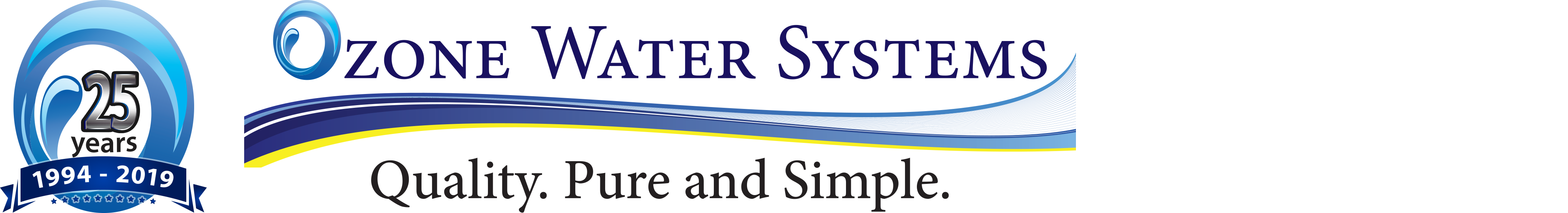 Ozone Water Systems Logo