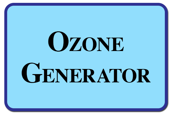 Components - Ozone Water Systems
