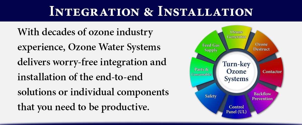 Home Page - Ozone Water Systems